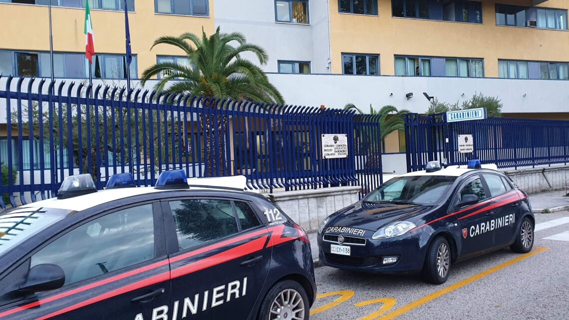 IRPINIA – MARITO-STALKER IN MANETTE