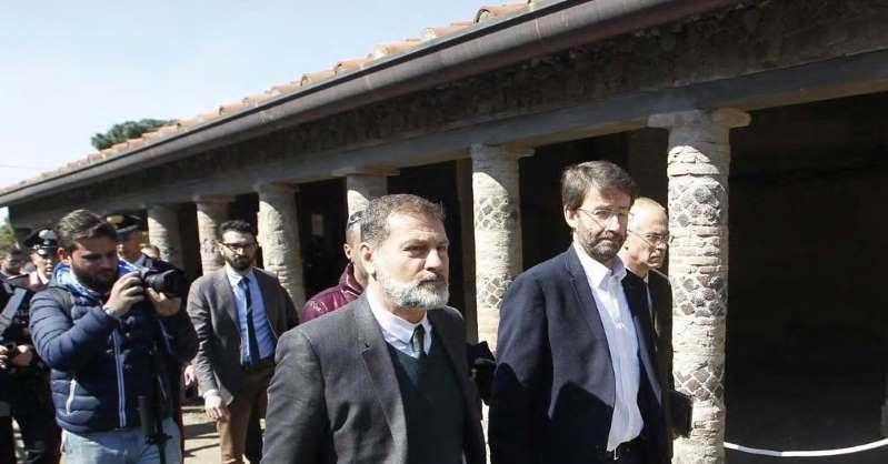 POMPEI – GABRIEL ZUCHTRIEGEL NEO DIRETTORE PARCO ARCHEOLOGICO
