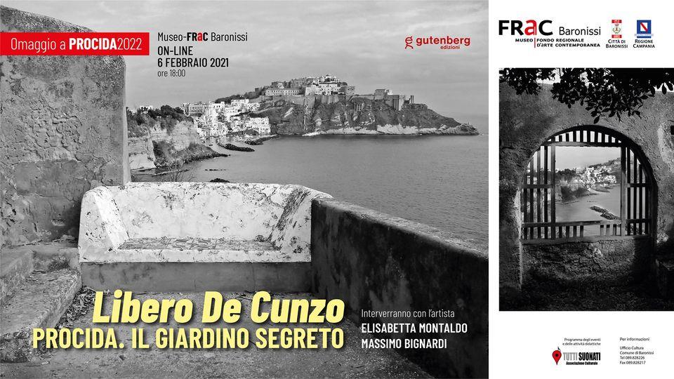 """BARONISSI – AL MUSEO FRaC on line LA MOSTRA """"PROCIDA, IL GIARDINO SEGRETO"""""""