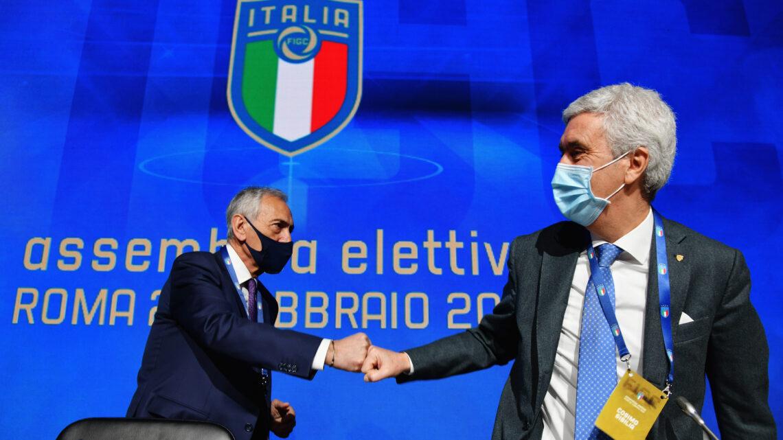 CALCIO – FIGC: GRAVINA RIELETTO PRESIDENTE. BATTUTO COSIMO SIBILIA