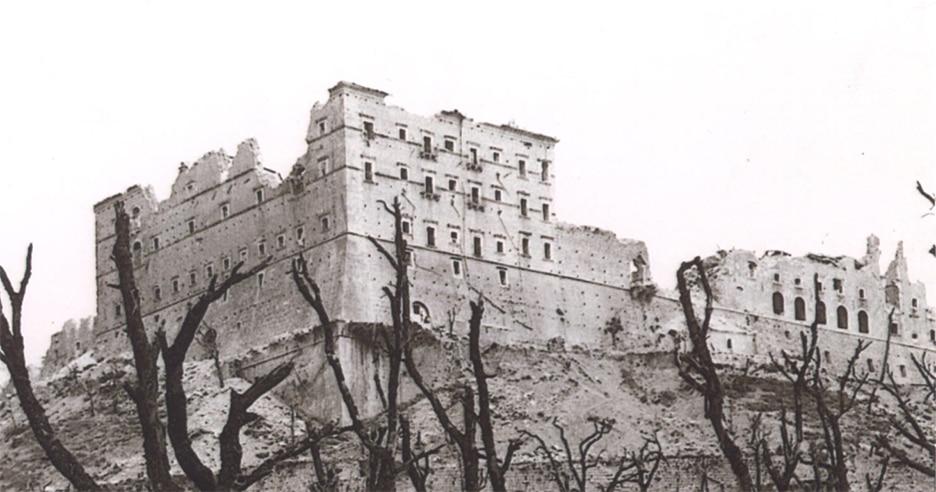 25 MARZO – NEL 1944 GLI OCCHI PUNTATI VERSO MONTECASSINO