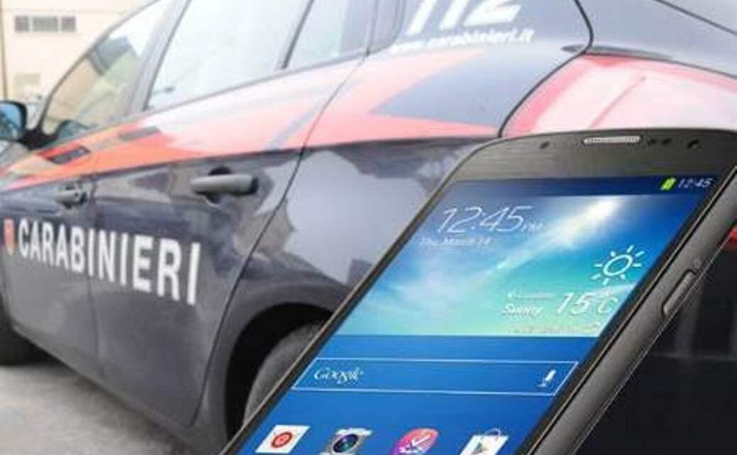MONTELLA – SMARTPHONE IN VENDITA A PREZZO IRRISORIO: DENUNCIATO 50ENNE ROMENO
