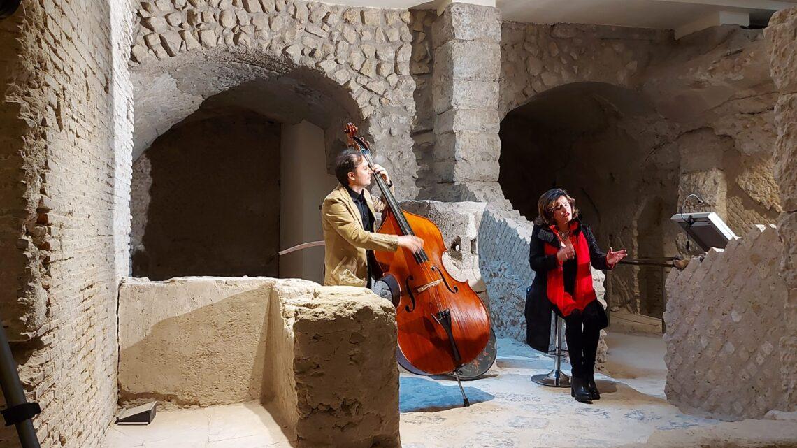 CAMPANIA – I SITI ARCHEOLOGICI FLEGREI ATTRAVERSO LA MUSICA