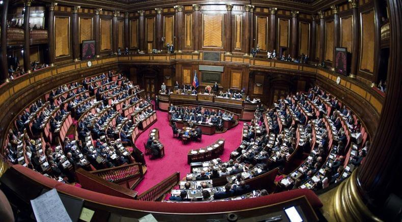 19 APRILE – LA DC APRE LA SUA ESPERIENZA AL GOVERNO DELL'ITALIA