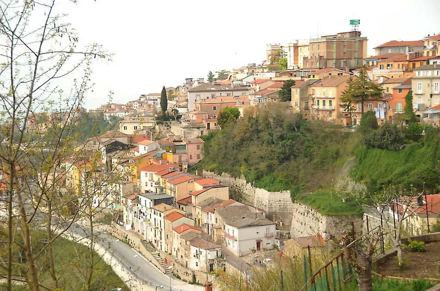 ARIANO IRPINO – LA CITTA' DEL TRICOLLE CANDIDATA A CAPITALE ITALIANA DEL LIBRO 2021