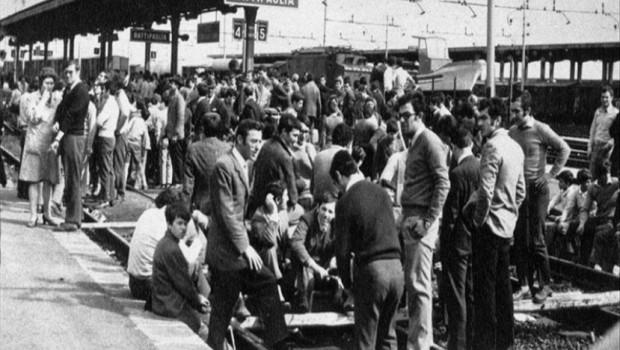 9 APRILE – E' IL 1969: BATTIPAGLIA TEATRO DI UNA PROTESTA CHE LASCIA A TERRA DUE MORTI