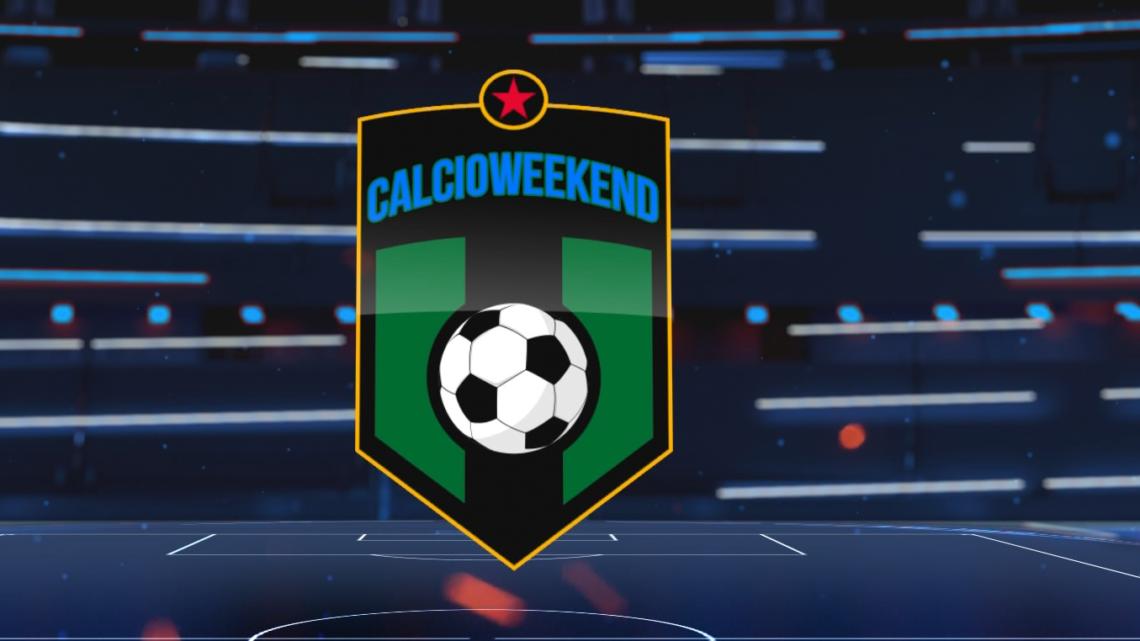 Calcioweekend 23.4.2021