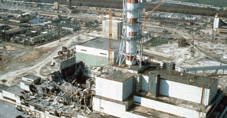 26 APRILE – IL DISASTRO DI CERNOBIL CAMBIO' IL RAPPORTO CON IL NUCLEARE