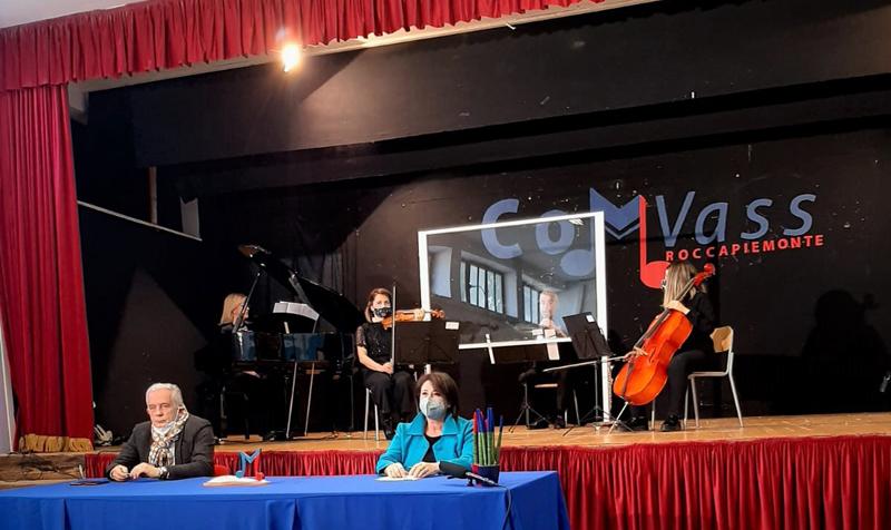 """ROCCAPIEMONTE – PRESENTATA LA TERZA EDIZIONE DI """"Musica di InsiemI"""" 2021"""