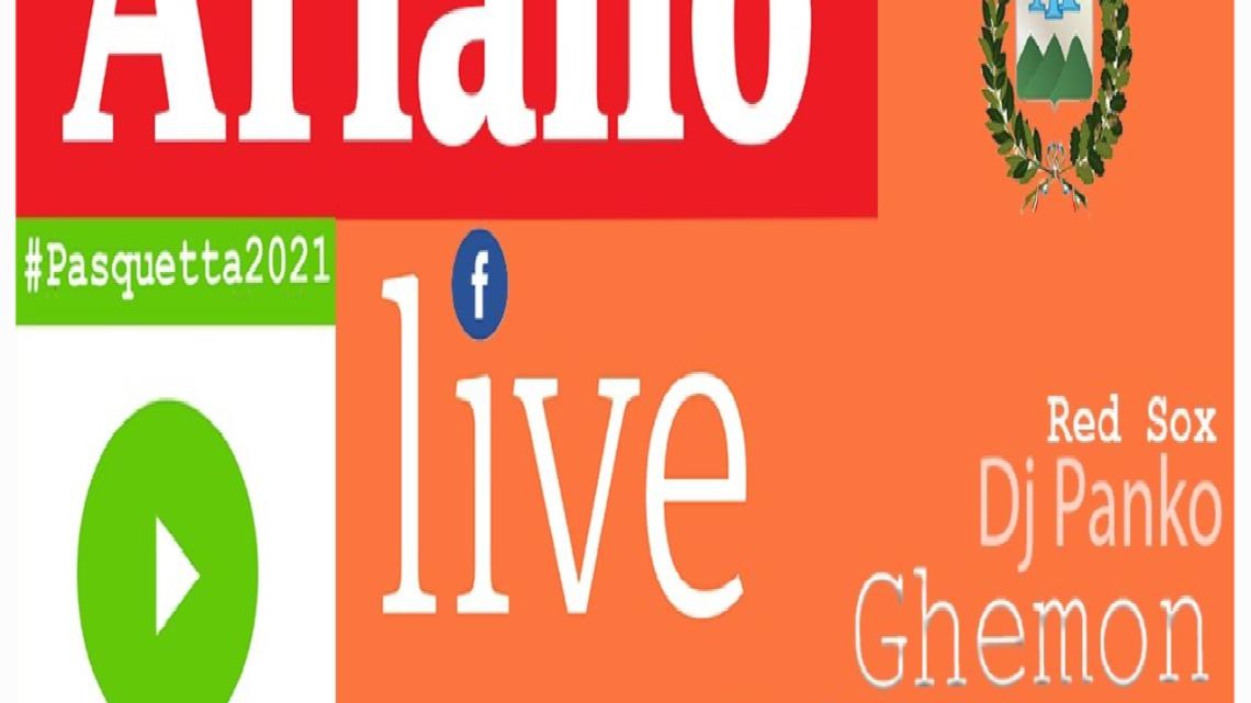 EVENTI – A PASQUETTA ARIANO LIVE