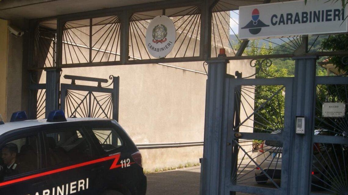 QUINDICI – SIMULA INCIDENTE STRADALE: DENUNCIATA 50ENNE