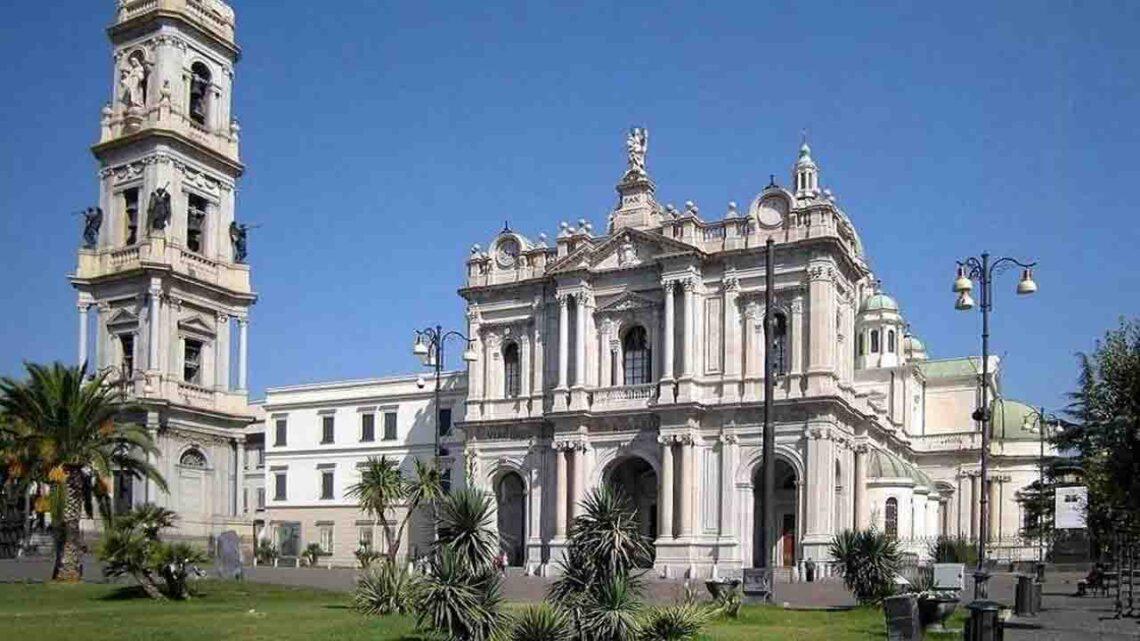 POMPEI – SABATO PELLEGRINAGGIO VIRTUALE AL SANTUARIO MARIANO