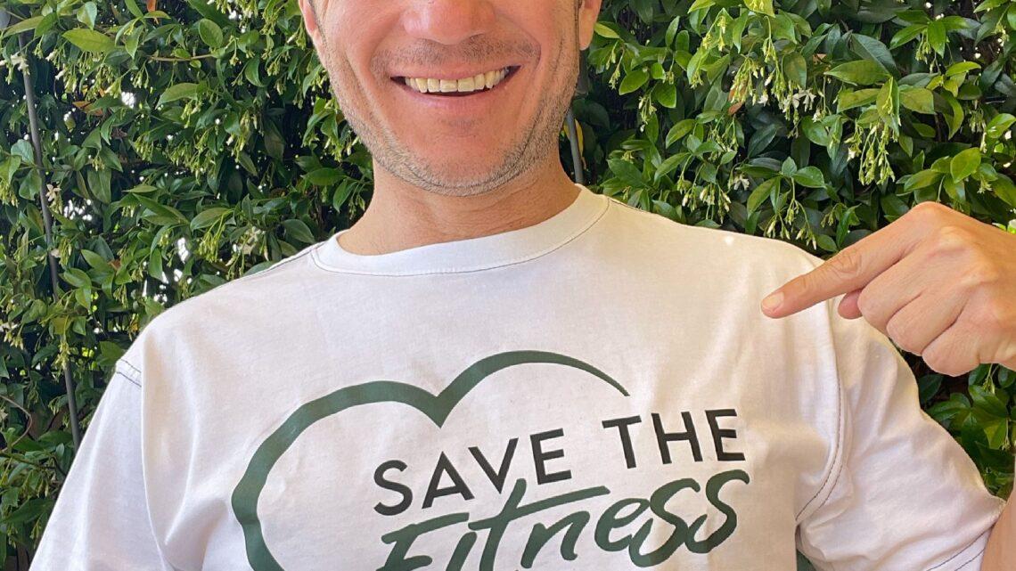 SAVE THE FITNESS: SOSTIENI IL MONDO DEL FITNESS!