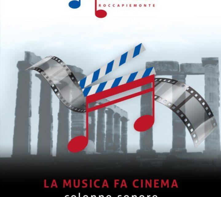 ROCCAPIEMONTE – RIECCO  MUSICA DI InsiemI, COLONNE SONORE IN RASSEGNA