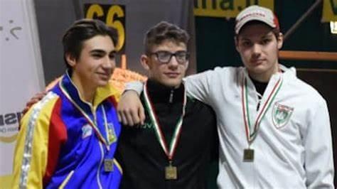 TIRO CON L'ARCO – EUROPEAN YOUTH CUP: ARGENTO PER L'IRPINO CANTELMO