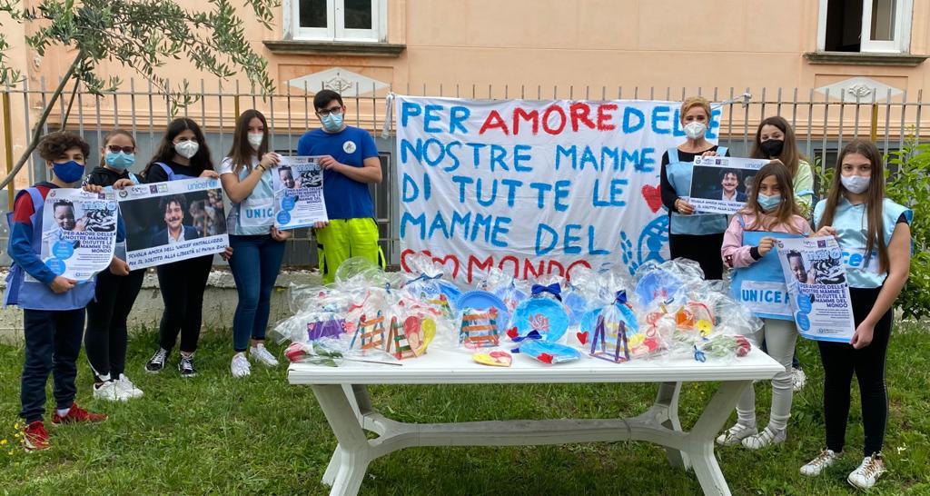ROCCAPIEMONTE – 8 E 9 MAGGIO: FESTA DELLA MAMMA DEDICATA ALL'UNICEF
