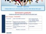 AVELLINO – SPORTDAYS: WEBINAR RIFORMA DELLA SPORT 2021