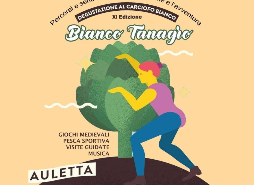 "AULETTA – ""BIANCO TANAGRO"": DAL 25 GIUGNO SI INAUGURA LA ""ZONA BIANCA"" CAMPANA"