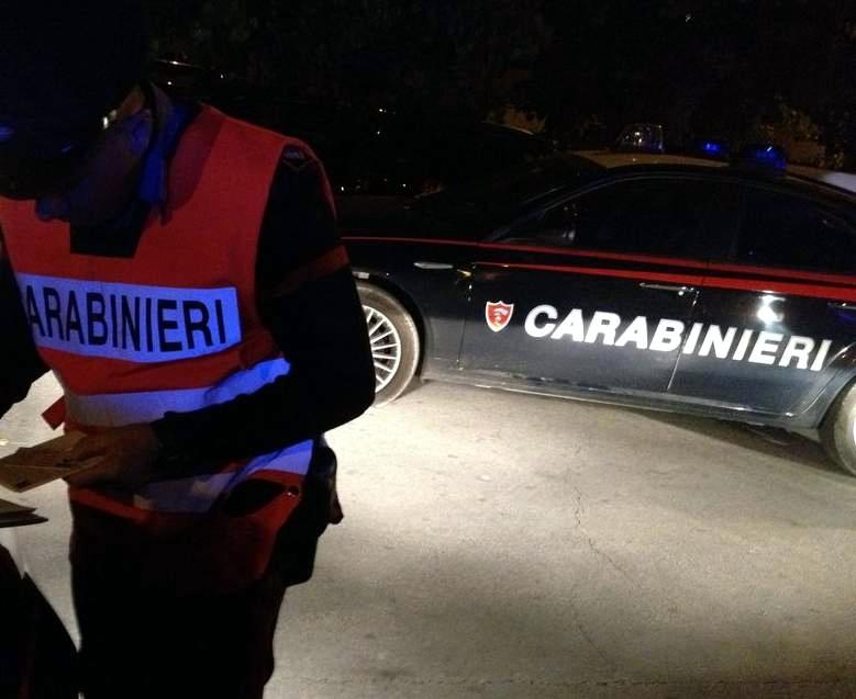 IRPINIA – TASKE FORCE DELL'ARMA: SEGNALATI DUE ASSUNTORI DI SOSTANZE STUPEFACENTI