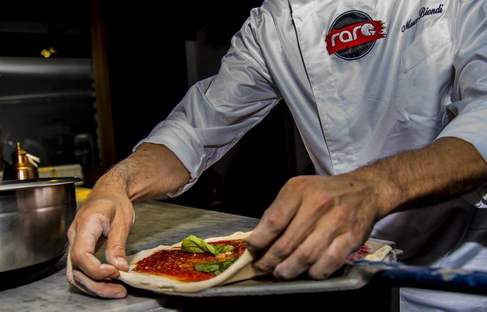 """NAPOLI – PIZZA """"AROMA"""" DI RARO PIZZERIA VINCE CONTEST """"EMERGENTE PIZZA DELIVERY"""""""