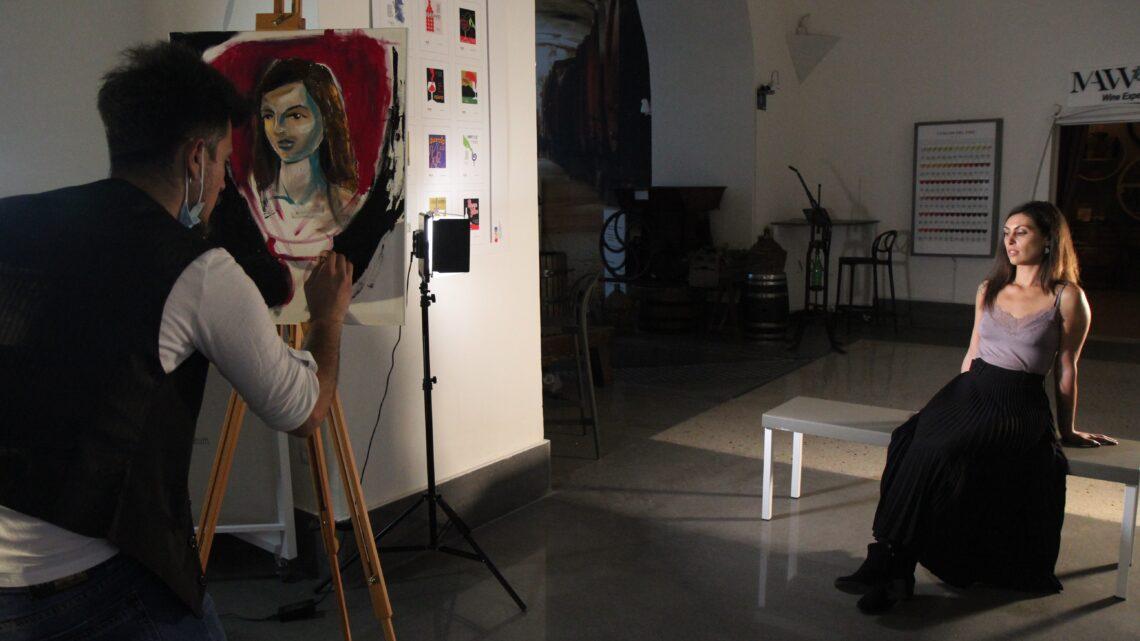 """PORTICI – ARTE E INNOVAZIONE D'IMPRESA: AL VIA """"WINE ART CONTEST"""" E """"GREENPRIX"""""""