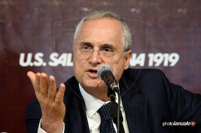 CALCIO – SALERNITANA: INCARICO A PROFESSIONISTI ITER CESSIONE QUOTE SOCIETARIE