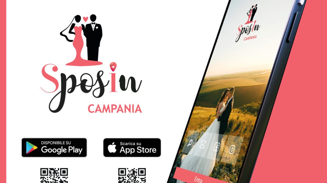 EVENTI – RILANCIO WEDDING: NASCE L'APP SposIn CAMPANIA