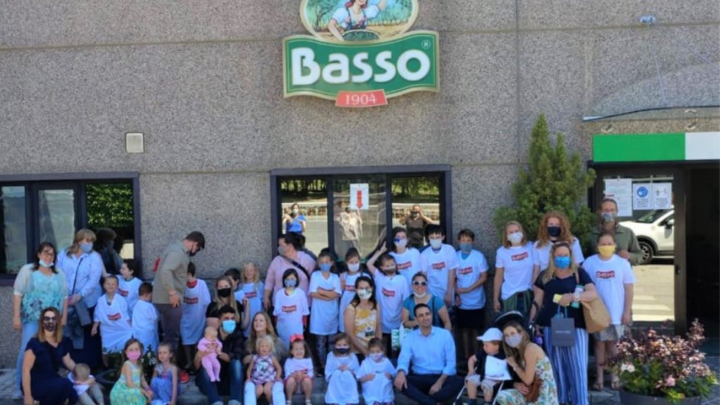 """S. MICHELE DI SERINO – BABY VISITATORI DA """"OLIO BASSO"""": ALLA SCOPERTA DELLA QUALITÀ DELL'EXTRAVERGINE MADE IN ITALY"""
