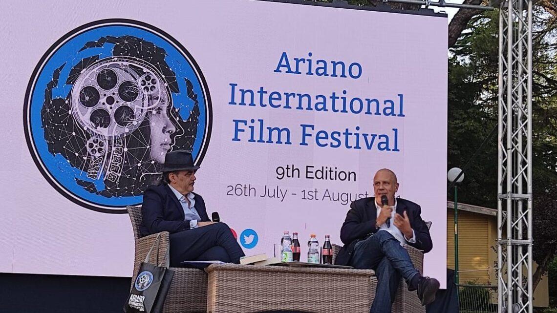"""ARIANO IRPINO – """"L'AMORE SECONDO FEDERICO MOCCIA"""" ALL'ARIANO FILM FESTIVAL"""