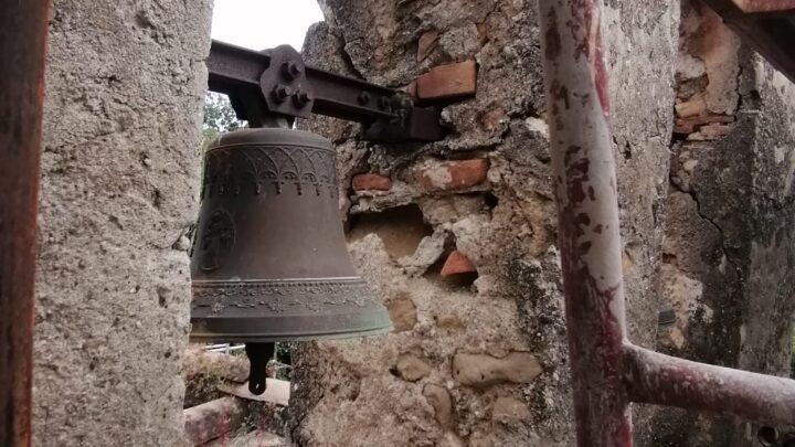 SALERNO – CHIESA SAN FELICE IN FELLINE: RESTAURANDO IL CAMPANILE