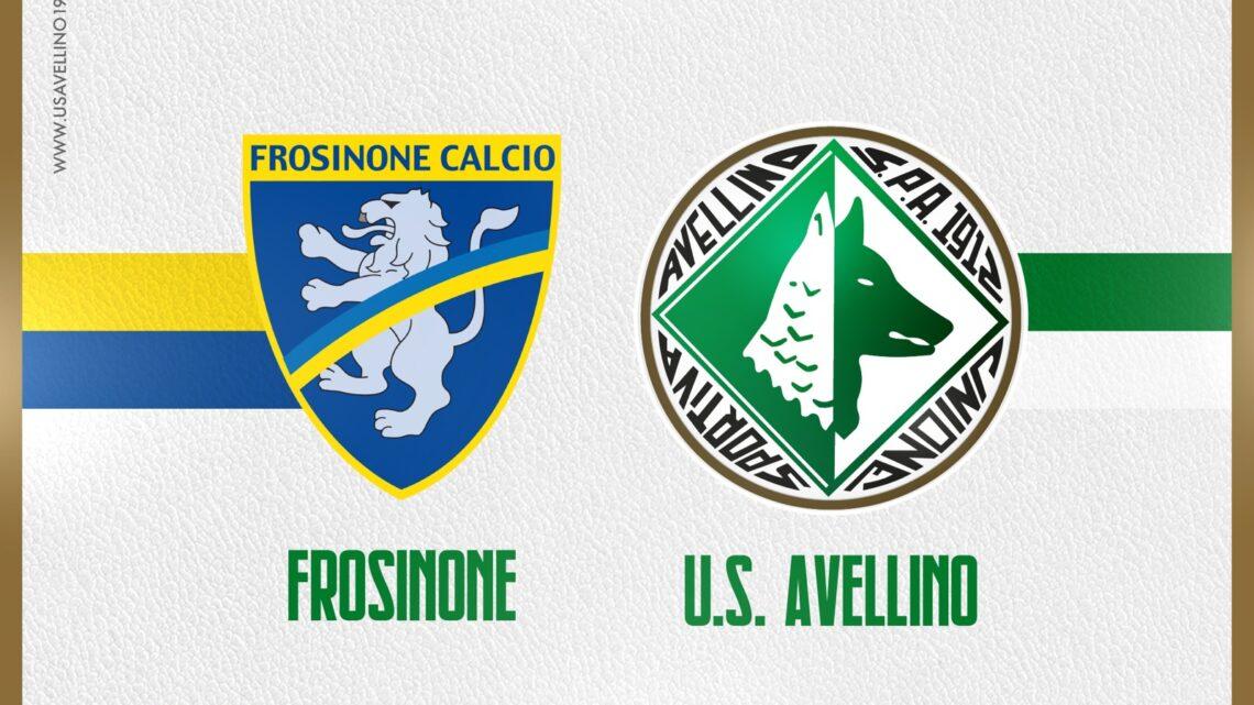 CALCIO – AVELLINO: IL 4 AGOSTO TEST AMICHEVOLE COL FROSINONE