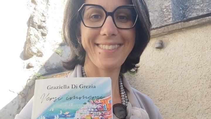 """AVELLINO – """"VERSI IMMERSI"""": MOSTRA DI POESIE DI GRAZIELLA DI GREZIA"""